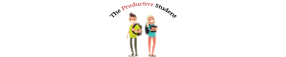 the productive student take your productivity to the next level